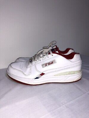 2004 Reebok G-Unit G6 Sneakers 2nd Edition 50 Cent White/Red 10-117741 Size 11