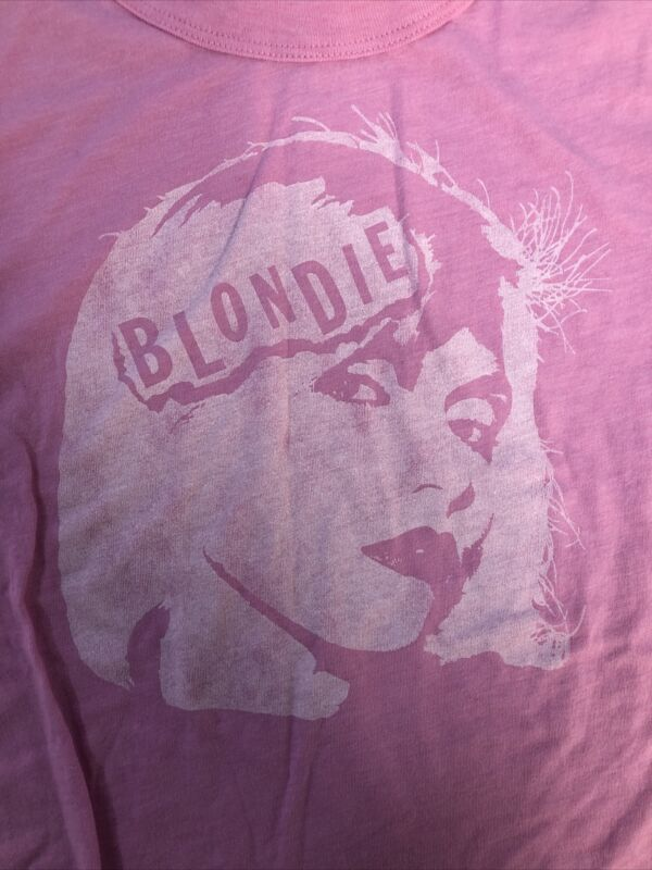 Blondie Junk Food Shirt One Way Or Another