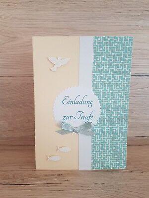 25 Danksagungskarten Danksagung Taufe Taufkarten 32 sk 1049
