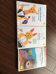 DVDs for baby- baby Einstein, baby genius  Peterborough Peterborough Area image 1