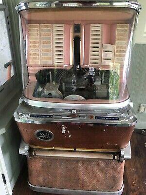 AMI - JCH-100 Juke Box (1957)