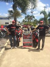 Qride Motorcycle Training Hervey Bay Point Vernon Fraser Coast Preview