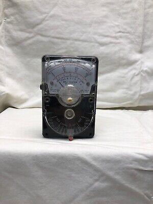 Triplett Bell System Ks-16979-l1 Multimeter Vom Model 310-d Electric Instrument