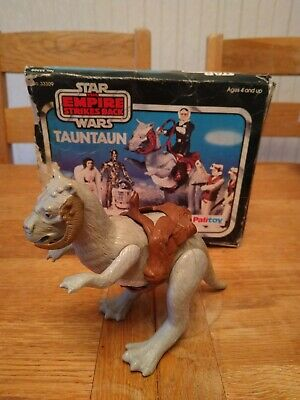Vintage Star Wars TaunTaun Boxed Palitoy Solid Belly - Empire Strikes Back ESB