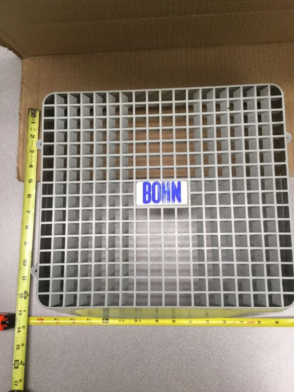 Evaporator Fan Cover Bohn For Walk In Box Coils