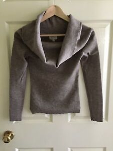 Aritzia - Wilfred Croquis Sweater