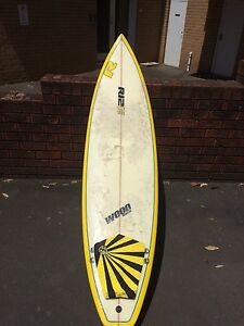 Rise surfboard Cronulla Sutherland Area Preview