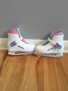 Patin fille Bauer 10-11