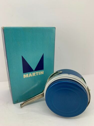 Vintage Martin Model 94A Automatic Fly Fishing Reel - Made In USA