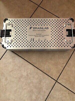 Brainlab Medical Spine Instrument Case.