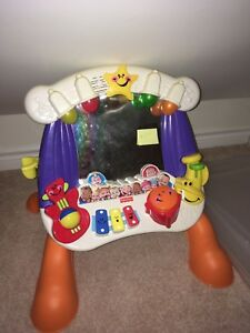 Fisher Price Little SuperstarSing Along Stage