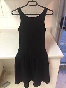 Black H&M size 2 dress