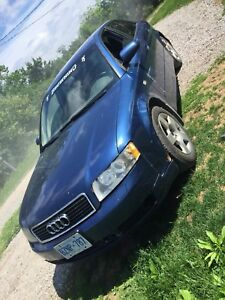 Audi A4 04 1.8 t asking $1500 obo