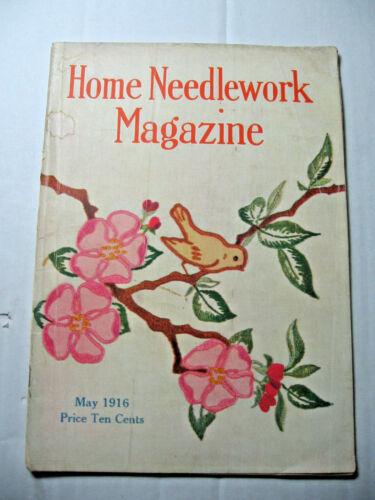 May 1916 Home Needlework Magazine