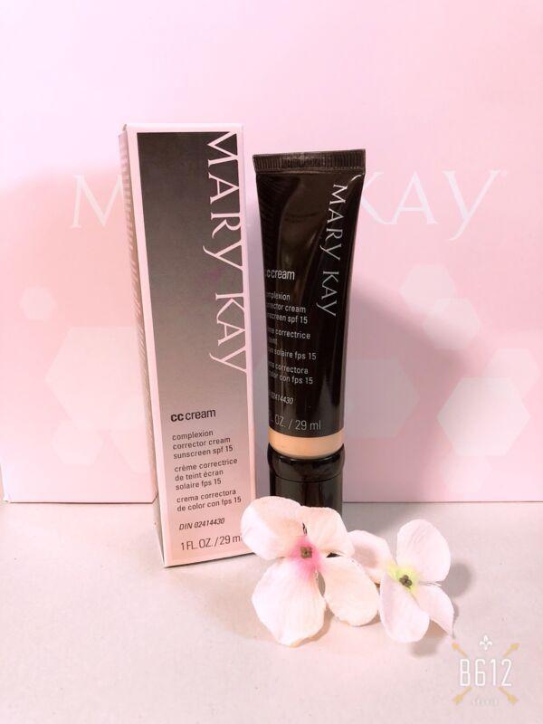 Mary Kay Cc Cream Light To Medium