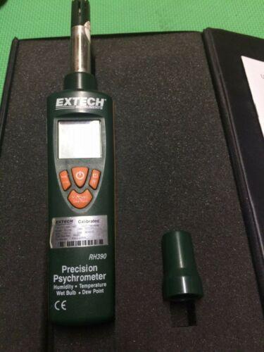 Extech RH390: Precision Psychrometer