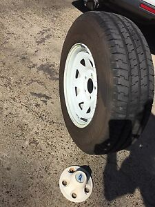 "Sunraysia Wheel rims 14"" Jayco camp van camper Balmoral Brisbane South East Preview"