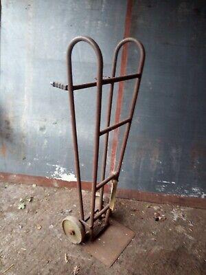 Vintage Sack Barrow/Wheels