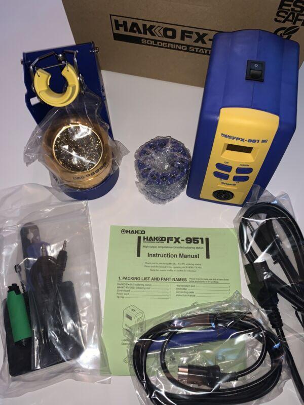 Hakko FX-951-66 Soldering Station ESD-Safe w/o Tip