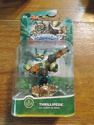 SKYLANDERS SUPERCHARGERS * THRILLIPEDE * SEALED * 7 DAY AUCTION *LOOK*