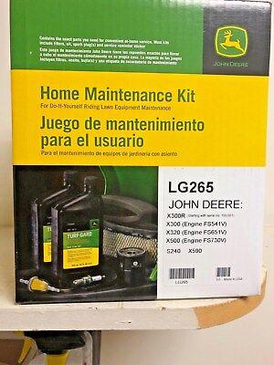 John Deere-lg265 Original Equipment Filter Kit