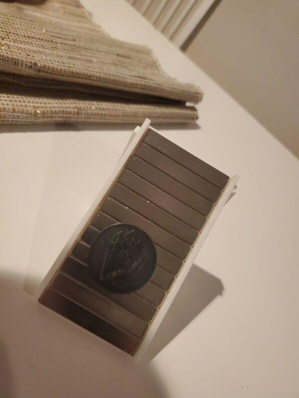 Silver Slide Magnetic Test kit for silver coins & Bars Neodymium Magnet Tester