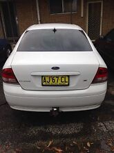 2006 BF Ford Falcon San Remo Wyong Area Preview