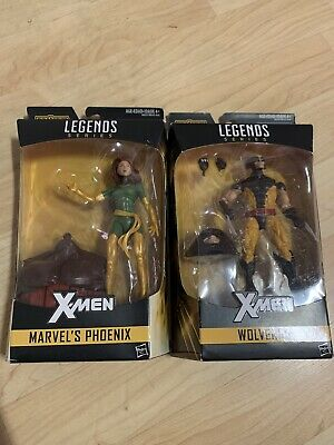 Marvel Legends Hasbro Wolverine And Marvels Phoenix  Juggernaut Wave 6 inch