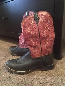 Western Show Boots Ariat - Western Spurs  - Horse Riding Boots Greenwith Tea Tree Gully Area Preview