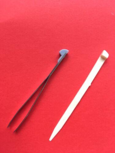 Victorinox Zahnstocher Und Pinzette Groß Neu Messer Zubehör Ersatzteile