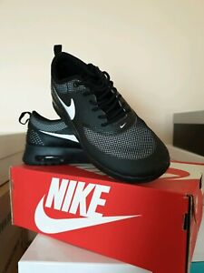 FOR SALE: Nike Air Max Thea Black/White (worn once)