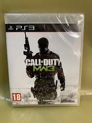 PlayStation 3 PS3 - Call of Duty Modern Warfare 3 englisch VGA...