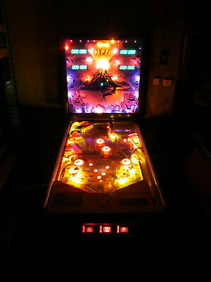 VOLCANO Pinball Machine GOTTLIEB 1981 (Custom LED & Excellent)