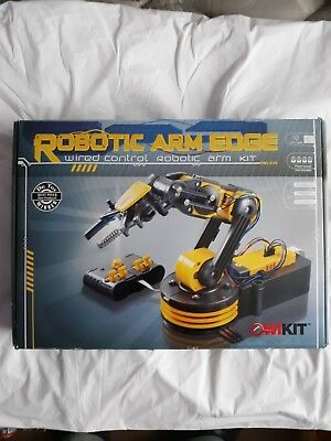 Robotic Arm Edge - Wired Control Robotic Arm Kit Wi Kit