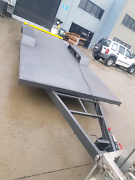 Heavy duty tandem trailer flat deck Tullamarine Hume Area Preview