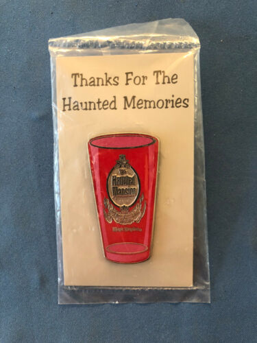 HAUNTED MANSION Disney Pin GIFT EXCLUSIVE Thanks Memories 999 HAUNTS Event New