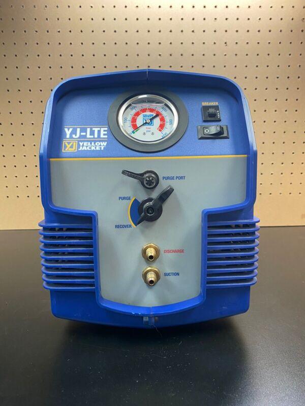 Yellow Jacket 95730 Yt-lte Refrigerant Unit
