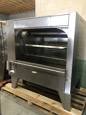 Wood Stone Cascade Gas Rottiserie Oven 360-840-9305 Financing Available