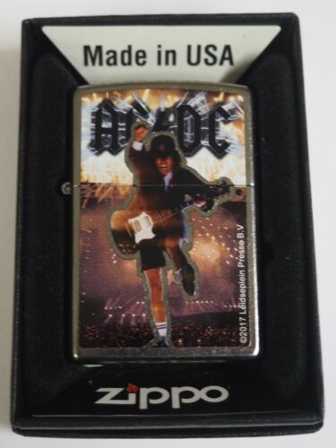 Special Edition Limited Production A/C D/C Zippo Lighter