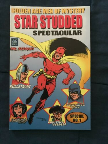 Golden Age Greats Star Studded Spectacular Special (AC Comics, 2007) #1
