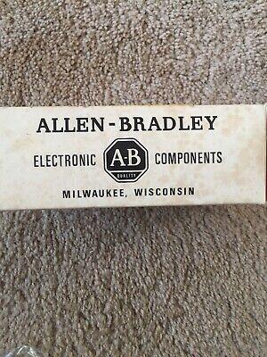 Allen Bradley 1000 Pieces Resistors 14 Watt 10 Tol. 220k Ohms Rco7gf224k