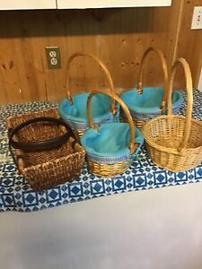 Easter and or daily use basket $2 each