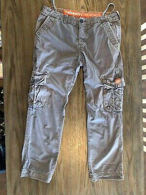 Superdry Cargo Pants Corelite Size XXL 40x33