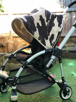 Bugaboo bee Limited Edition Andy Warhol