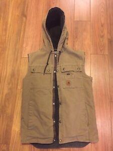 Men's Carhartt Vest Size Small