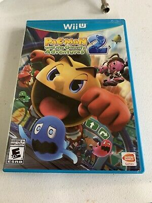 Pac-Man and the Ghostly Adventures 2 (Nintendo Wii U)  No Manual