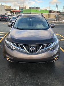 *Reduced* 2012 Nissan Murano LE Fully Loaded / with htd lthr Sts