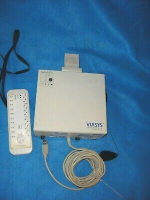 Viasys Cephalo Pro Headbox Smc 696449 Wcal Test Plug 696 448 And Module