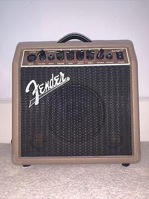 Fender Acoustasonic 15 Amplifier *NEW*