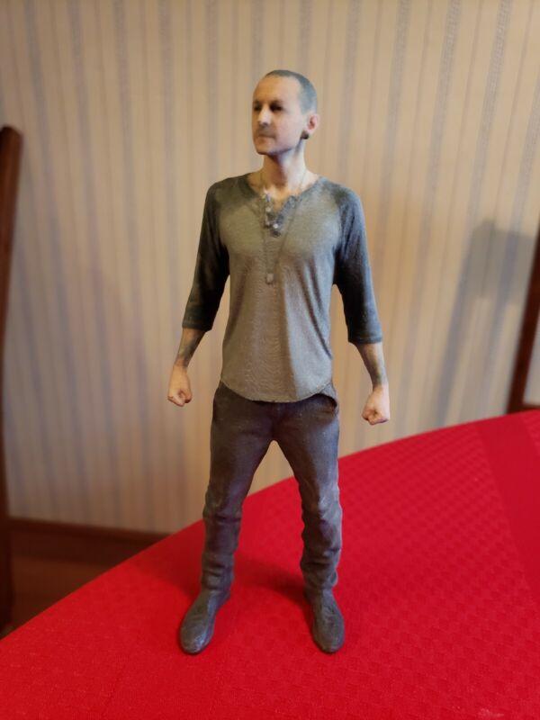 Linkin Park Chester Bennington Figure by Staramba